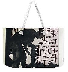 D U Rounds Project, Print 22 Weekender Tote Bag