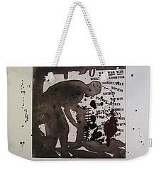 D U Rounds Project, Print 26 Weekender Tote Bag