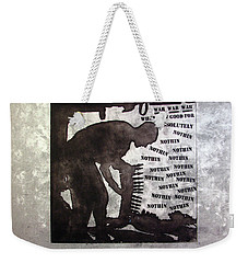 D U Rounds Project, Print 36 Weekender Tote Bag