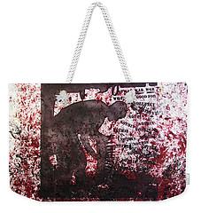 D U Rounds Project, Print 39 Weekender Tote Bag