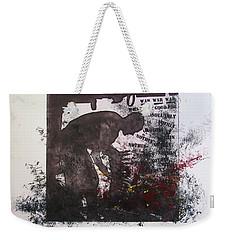 D U Rounds Project, Print 41 Weekender Tote Bag