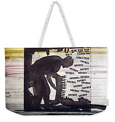 D U Rounds Project, Print 45 Weekender Tote Bag