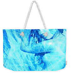 Da Blues Weekender Tote Bag