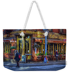 Da Gennaro Weekender Tote Bag by Dyle Warren