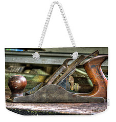 Weekender Tote Bag featuring the photograph Da Plane by Douglas Stucky