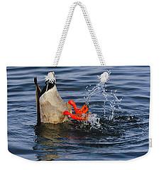 Dabbling - Mallard Weekender Tote Bag