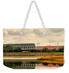 Dabo's First Game Weekender Tote Bag by Lynne Jenkins