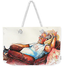 Daddy And Molly Weekender Tote Bag