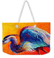 Daddy Long Legs - Great Blue Heron Weekender Tote Bag