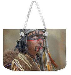 Dade Battlefield Reenactment_0068 - Seninole Weekender Tote Bag