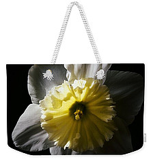 Daffodil By Sunlight Weekender Tote Bag