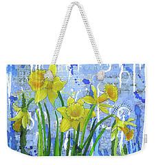 Daffodil Ding Dongs Weekender Tote Bag