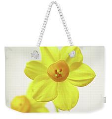 Daffodil Strong Weekender Tote Bag