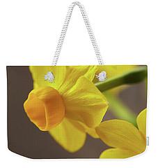 Daffodil Sunrise Weekender Tote Bag