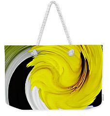 Daffodil Twist Weekender Tote Bag by Sarah Loft