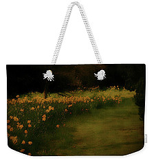 Weekender Tote Bag featuring the photograph Daffodils  by Ryan Photography