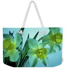 Daffodils2 Weekender Tote Bag