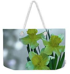 Daffodils3 Weekender Tote Bag