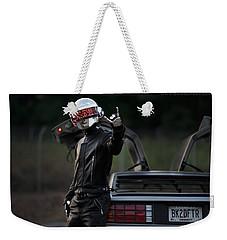 Daft Punk Weekender Tote Bag