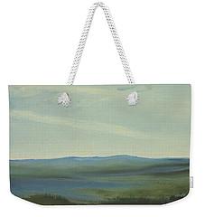 Dagrar Over Salenfjallen- Shifting Daylight Over Distant Horizon 6 Of 10 Weekender Tote Bag