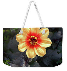 Dahlias Flower - Good Morning Sunshine Weekender Tote Bag