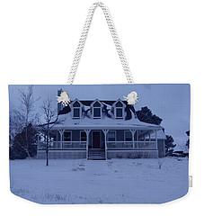 Dahl House Weekender Tote Bag