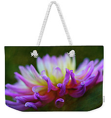 Dahlia Bloom  Weekender Tote Bag