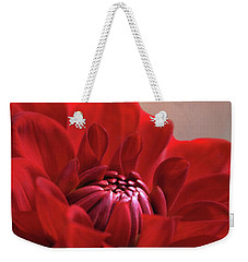 Dahlia Dalliance  Weekender Tote Bag