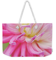 Dahlia Fingers  Weekender Tote Bag