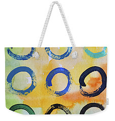 Daily Enso - The Nine Weekender Tote Bag