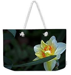 Dainty Daffodil Weekender Tote Bag