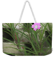 Dainty Pink Weekender Tote Bag