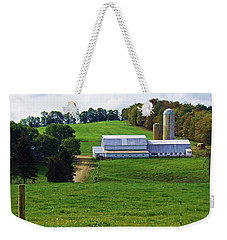 Dairy Country Weekender Tote Bag