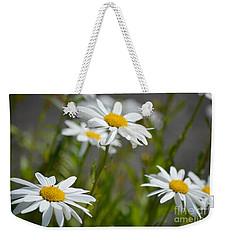 Daisies Galore Weekender Tote Bag