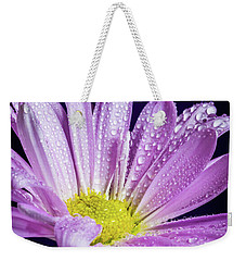 Daisy After The Rain Weekender Tote Bag