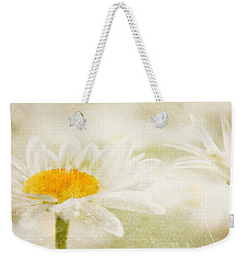 Daisy Weekender Tote Bag by Catherine Alfidi