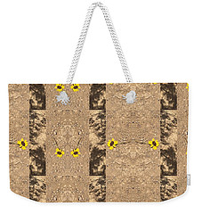 Daisy Designs Weekender Tote Bag by Nora Boghossian