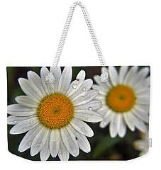 Daisy Dew Weekender Tote Bag