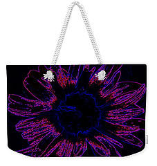 Daisy Eye Weekender Tote Bag by David and Lynn Keller
