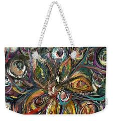 Daisy Eyes Weekender Tote Bag