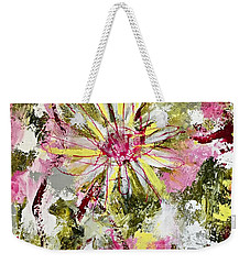 Daisies On Parade No. 1 Weekender Tote Bag