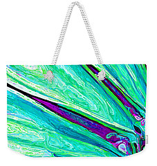 Daisy Petal Abstract 2 Weekender Tote Bag