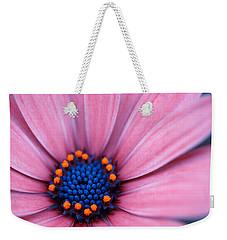 Daisy Weekender Tote Bag by Rachel Mirror