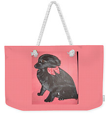 Daisy Scared Little Dog Weekender Tote Bag