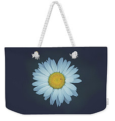 Weekender Tote Bag featuring the photograph Daisy  by Shane Holsclaw