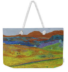 Dakota Territory Dream Weekender Tote Bag