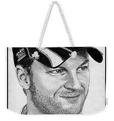 Dale Earnhardt Jr In 2009 Weekender Tote Bag