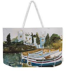 Dali House From Portlligat Weekender Tote Bag