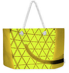 Dali Museum Glass Roof In Yellow Weekender Tote Bag