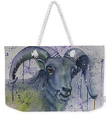 Dall Sheep In Living Color Weekender Tote Bag